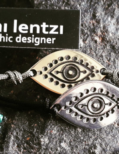 Evils eye bracelet
