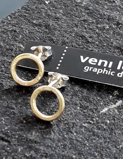 O Itsy Bitsy Teenie Weenie earrings