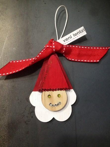 santa cristmas tree gift